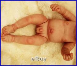 20'' Full Body Silicone Realistic Reborn Baby Boy Doll Lifelike Realistic Gift @