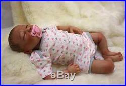 22 Limited Handmade Soft Vinyl Reborn Baby Dolls Lifelike Dolls X-MAS Gift Dick