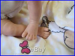 3 Day Super Sale! 20 New Reborn Realistic Newborn Size Fake Baby Girl Doll