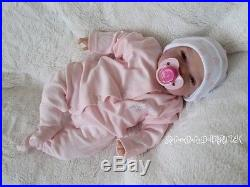 AWAKE Reborn Baby GIRL Doll #RebornBabyDollArtUK