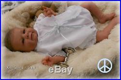 A Groovy Doll, Baby! Reborn Baby Boyolga Auer Marc Sculptltd Ed
