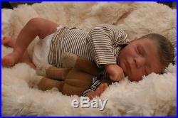 A Groovy Doll, Baby! Reborn Baby Boyrealborn Painted Hairrealistic