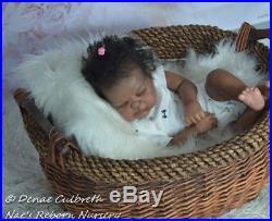 Aa ethnic Biracial Bellami Reborn Doll By Denae Culbreth Nae's Reborn Nursery