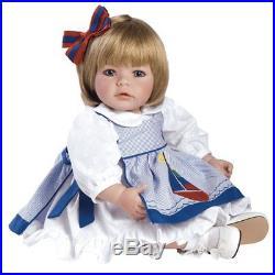Adora Toddler 20Play Doll- Pin-a-four Seasons Sandy Blonde Hair/Blue Eyes 6+