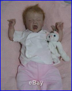 Ak Kitagawa Miya Reborn Baby Doll By Lynn Katsaris From Pumpkin Patch Babies