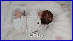 (Alexandra's Babies)'REALBORN' REBORN BABY GIRL DOLL ZURI by BOUNTIFUL BABY