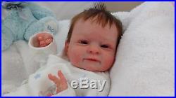 (Alexandra's Babies) REBORN BABY BOY DOLL MARC OLGA AUER Limited Edition
