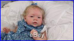 (Alexandra's Babies) REBORN BABY GIRL DOLL MARY ANN by NATALI BLICK LTD ED