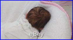 (Alexandra's Babies) REBORN BABY GIRL DOLL MARY by OLGA AUER Limited Edition