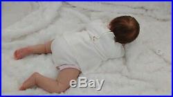 (Alexandra's Babies) REBORN BABY GIRL DOLL from TOM sculpt by IVETA ECKERTOVA