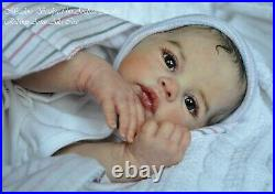 Alla's Babies Reborn Doll Baby Girl Prototype Meadow, Andrea Arcello IIORA