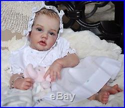 Alla S Babies Reborn Doll Baby Girl Prototype Penny