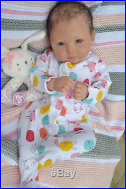 Amazing CANDY x PING LAU 20 Reborn Lifelike Baby Girl Doll OOAK