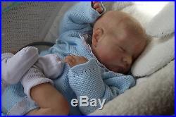 Artful Babies Amazing Reborn Levi Brown Ultra Real Baby Boy Doll