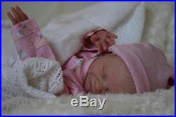 Artful Babies Amazing Reborn Uriel Lopes Baby Girl Doll Iiora Est 2003