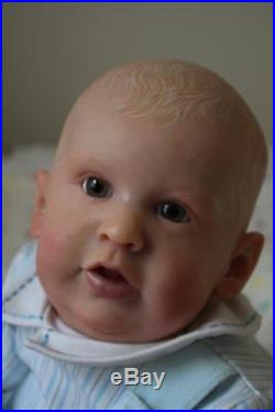 Artful Babies Awesome Reborn LI Lopes Baby Boy Doll Ultra Real