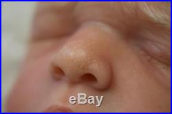Artful Babies Awesome Reborn Noel Auer Baby Boy Doll Iiora Est 2003