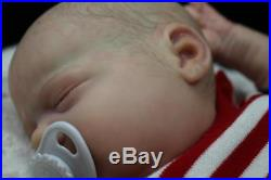 Artful Babies Gorgeous Reborn Realborn Ana Baby Boy Doll So Lifelike