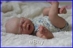 Artful Babies Prototype Hazel Kitagawa Baby Girl Doll Stunningly Real