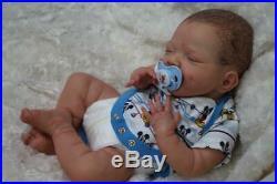 Artful Babies Reborn April Kazmierkzac Baby Boy Doll Iiora Est 2003