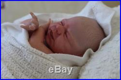 Artful Babies Reborn Emmelie Gall Just Born Colouring Baby Girl Doll