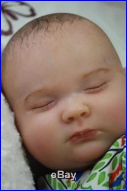 Artful Babies Spectacular Reborn Joseph Baby Girl Doll Iiora Est 2003