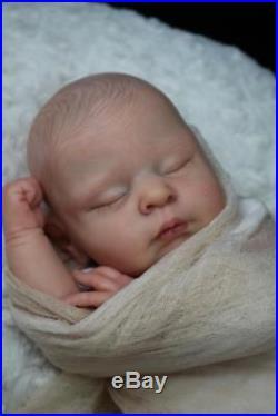 Artful Babies Spectacular Reborn Zoey Brace Baby Girl Doll So Lifelike