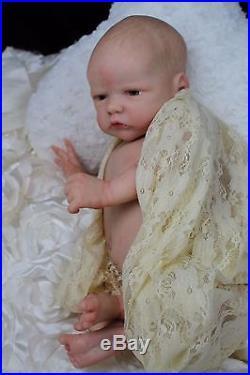 Artful Babies Stunning Reborn Atticus Eagles Baby Boy Doll So Lifelike