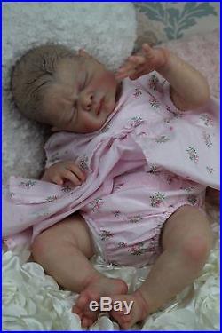 Artful Babies Stunning Reborn Nina Stoete Ultra Real Baby Girl Doll