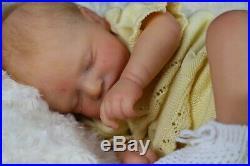 Artful Babies Stunning Reborn Rosalie Auer Baby Girl Doll Iiora Est 2003