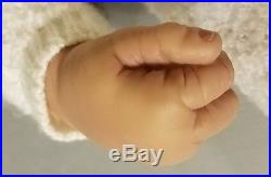 Ashton Drake Emily's Loving Eyes So Truly Real Vinyl Baby Doll with box + certif
