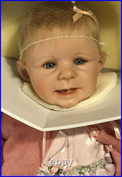 Ashton Drake Galleries Hope Baby Doll So Truly Real-NIB/COA(15)