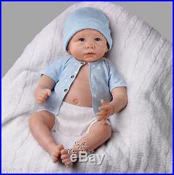 Ashton Drake Sweet Baby Liam fully poseable Lifelike baby Doll