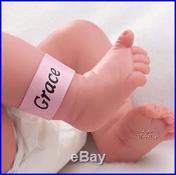 Ashton Drake baby Doll Anatomically correct May God Bless You Little Grace