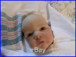 Atticus Full Body Reborn Vinyl Baby Boy Doll Anatomically Correct