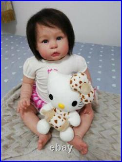 B802 Lovely Reborn Baby Girl Doll 22 Child Friendly Tailor Made