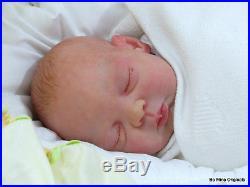 BM Originals Precious Reborn Baby Girl Doll Greta by Eliza Marx Realfeel