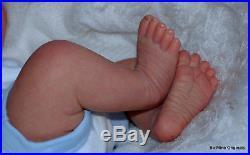 BM Originals Reborn Baby Girl/Boy Doll Christmas Custom Michelle Wosnjuk