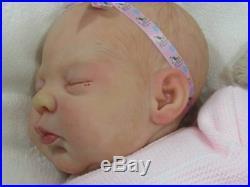 BM Originals Reborn Baby Girl Doll Greta by Eliza Marx