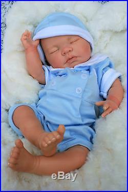 Butterfly Babies Reborn Baby Boy 5lbs Beautiful Lifelike Doll From Molly Sculpt