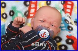Baby Real Reborn Doll Preemie Berenguer 15 inch Newborn Soft Vinyl Life Like
