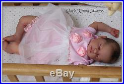 Beautiful PROTOTYPE Reborn Baby Doll Kira Sam's Reborn Nursery