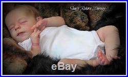 Beautiful Reborn Baby Doll Amelia Sam's Reborn Nursery