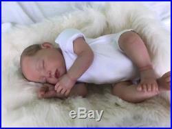 Beautiful Reborn Baby Doll Juliette