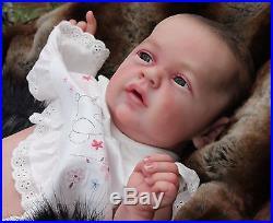 Beautiful Reborn Baby Doll Mary Anne Sam's Reborn Nursery