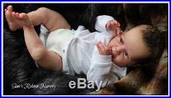 Beautiful Reborn Baby Girl Doll Abbie Sam's Reborn Nursery