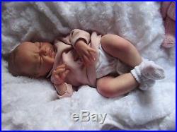Beautiful Reborn Baby Nina Sculpt By Adrie's Dolls High Quality Custom Order