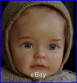 Beautiful reborn dolls baby girl Sue Sue Natali Blick Limited edition