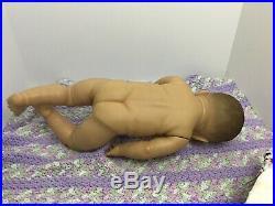 Berenguer Special Edition Girl Baby Doll Yawning 21 Full Body Vinyl
