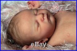CHERIE'S LITTLE BLESSINGSRebornDollBabyGirlCHARLOTTELaura Lee Eagles